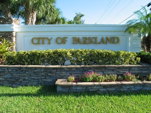 Parklandsign